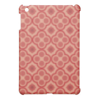Retro Red Pattern Cover Cover For The iPad Mini