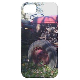 Retro Red Tractor iPhone SE/5/5s Case