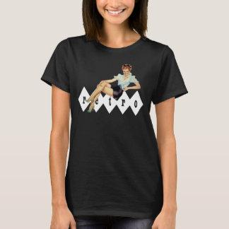 Retro Redhead Pinup T-Shirt