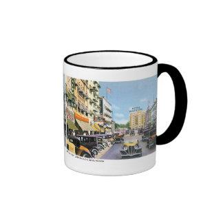 Retro Reno Ringer Mug