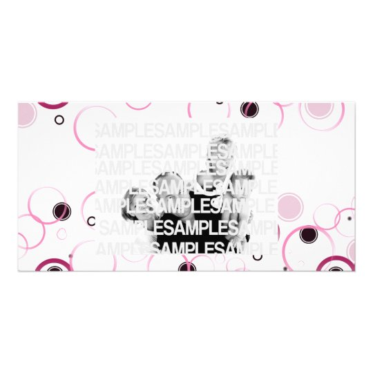 RETRO RINGS CARD