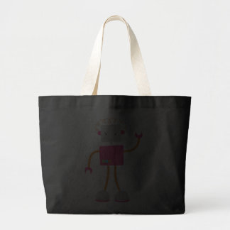 Retro Robot Bags