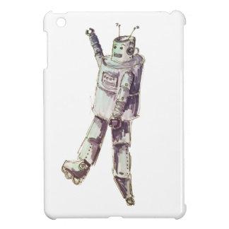 retro robot case for the iPad mini