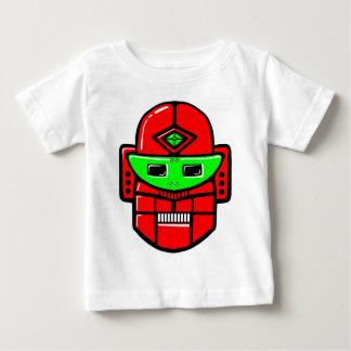 Retro Robot Head - Customized Tee Shirt