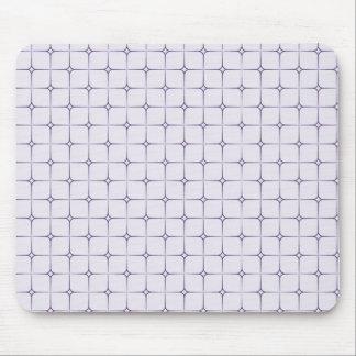 Retro Romance Mousepad, Purple Mouse Pad