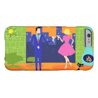 Retro Romantic Evening Couple iPhone 6 Case