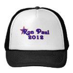 Retro Ron Paul 2012 Mesh Hat