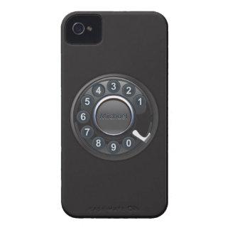 Retro Rotary Blackberry Case