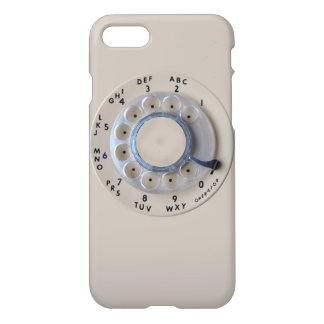 Retro Rotary Phone Dial iPhone 8/7 Case