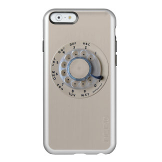 Retro Rotary Phone Dial Incipio Feather® Shine iPhone 6 Case