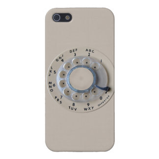 Retro Rotary Phone Dial iPhone SE/5/5s Case