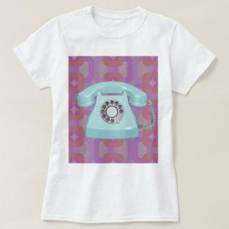 Retro Rotary Phone T-Shirt