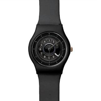 Retro Rotary Phone Watch