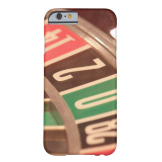 Retro Roulette Wheel Barely There iPhone 6 Case