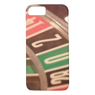 Retro Roulette Wheel iPhone 8/7 Case