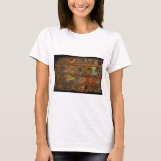 Retro Round the World Trunk T-Shirt