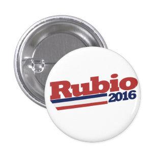 Retro Rubio 2016 Pinback Button