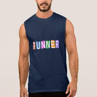 Retro Runner Sleeveless Shirt