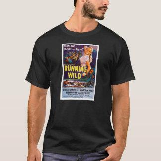 Retro Running Wild T-Shirt