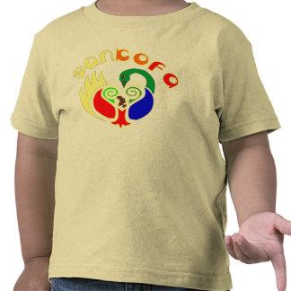 RETRO SANKOFA KID T-SHIRT