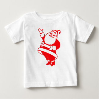 Retro Santa Baby T-Shirt