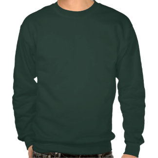 Retro Santa Claus with Beer Create Your Own Pull Over Sweatshirt