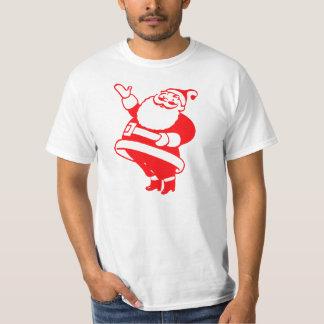 Retro Santa T Shirt
