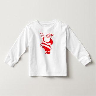 Retro Santa Toddler T-shirt