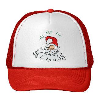 Retro Santa Trucker Hat