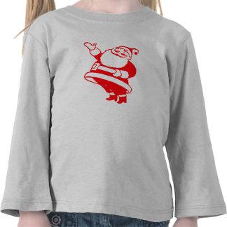 Retro Santa Tee Shirts