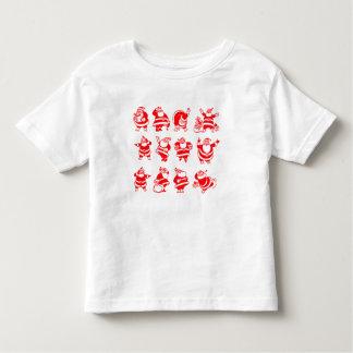 Retro Santas T Shirt