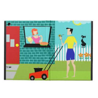 Retro Saturday Morning iPad Air Case