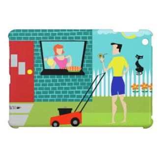Retro Saturday Morning iPad Mini Case