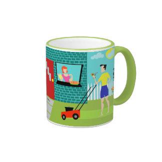 Retro Saturday Morning Mug