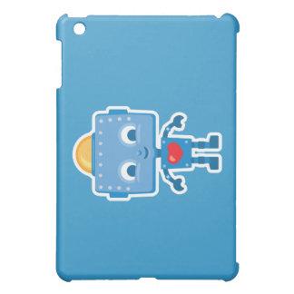Retro Sci-Fi Robot Case iPad Mini Cover