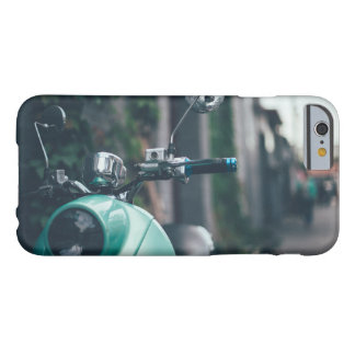 Retro Scooter Barely There iPhone 6 Case