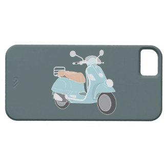 Retro Scooter iPhone 5/5S case