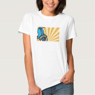 Retro Scooter Shirt