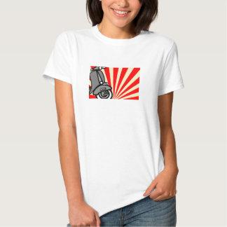 Retro Scooter T Shirt