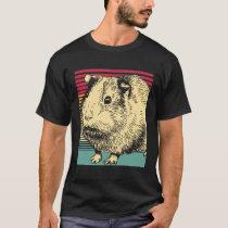 Retro sea pig T-Shirt