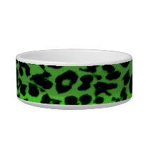 Retro seamless animal skin texture 3 bowl