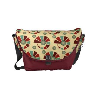 Retro shells-Messenger Bag Small Messenger Bag