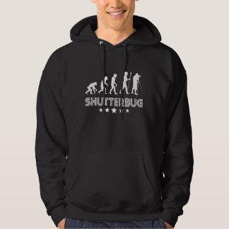 Retro Shutterbug Evolution Hoodie