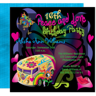 th birthday invitations  announcements  zazzle, Party invitations
