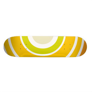 Retro Skateboard Deck