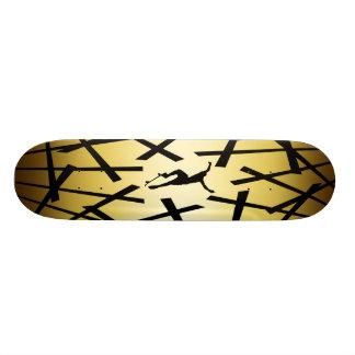 RETRO SKATEBOARDER SKATE BOARDS