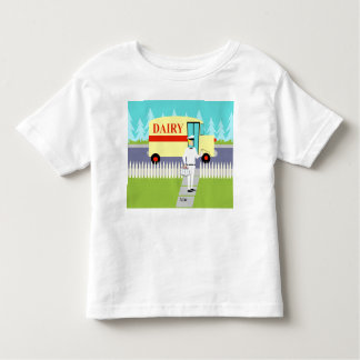 Retro Small Town Milkman T-Shirt