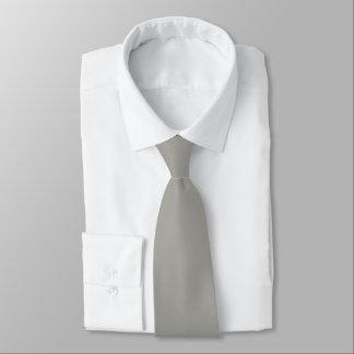 Retro Smokey Grey, Mid-century Inspired Color Tie