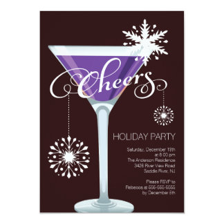 retro holiday party invitations  announcements  zazzle, Party invitations