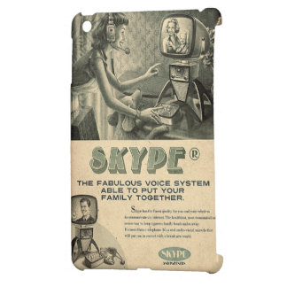 Retro Social Media Ad by Send My Love iPad Mini Cases